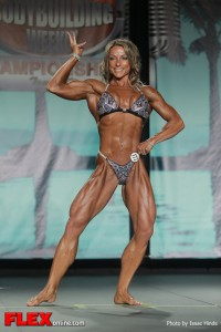 Lyris Cappelle - 2013 Tampa Pro - Women's Physique