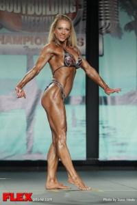 Jill Dearmin - 2013 Tampa Pro - Women's Physique