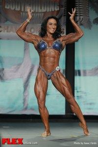 Valerie Gangi - 2013 Tampa Pro - Women's Physique
