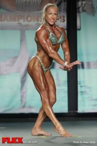 Karen Gatto - 2013 Tampa Pro - Women's Physique