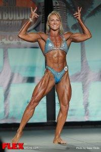 NeKole Hamrick - 2013 Tampa Pro - Women's Physique