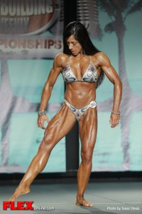 Catherine Hernon - 2013 Tampa Pro - Women's Physique
