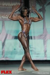 Candrea Judd Adams - 2013 Tampa Pro - Women's Physique
