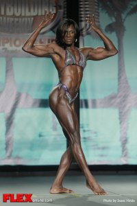 Candrea Judd Adams - 2013 Tampa Pro - Women's Physique