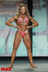 Tracy Mason - 2013 Tampa Pro - Women's Physique