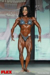 Teresita Morales - 2013 Tampa Pro - Women's Physique