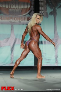 Loana Paula Muttoni - 2013 Tampa Pro - Women's Physique