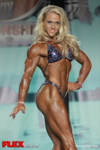 Kira Neuman - 2013 Tampa Pro - Women's Physique