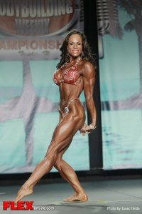 Jillian Reville - 2013 Tampa Pro - Physique