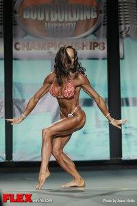 Jillian Reville - 2013 Tampa Pro - Physique