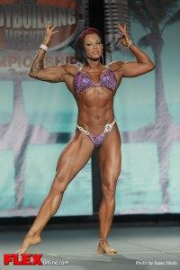 Mikaila Soto - 2013 Tampa Pro - Physique