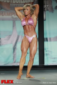Irina Veselova - 2013 Tampa Pro - Physique