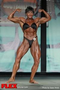 Irene Andersen - 2013 Tampa Pro - Women's Bodybuilding