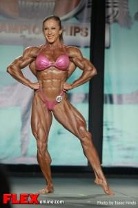 Rita Bello - 2013 Tampa Pro - Women's Bodybuilding