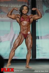 Juanita Blaino - 2013 Tampa Pro - Women's Bodybuilding
