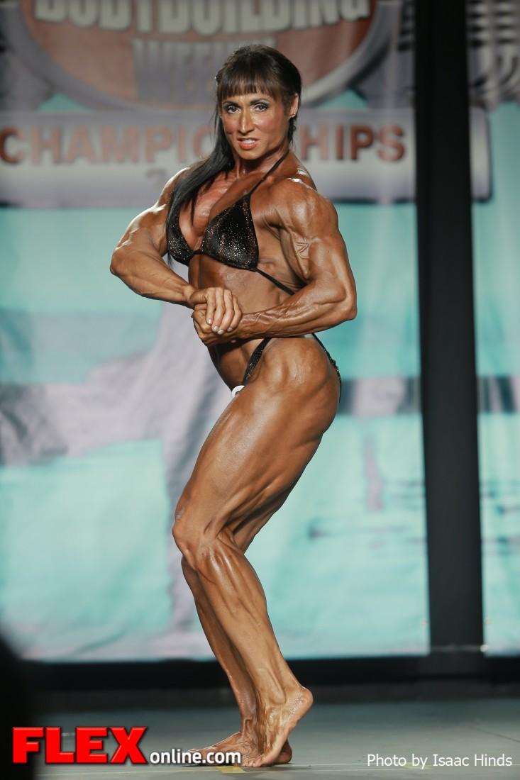 Tazzie Colomb - 2013 Tampa Pro - Women's Bodybuilding