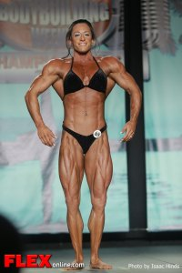 Michelle Cummings - 2013 Tampa Pro - Women's Bodybuilding