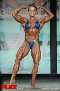 Angela Debatin - 2013 Tampa Pro - Women's Bodybuilding