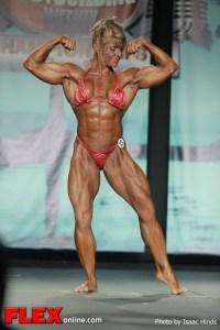 Emery Miller - 2013 Tampa Pro - Women's Bodybuilding