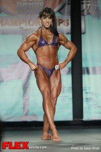 Geraldine Morgan - 2013 Tampa Pro - Women's Bodybuilding