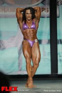 Tonia Moore - 2013 Tampa Pro - Women's Bodybuilding
