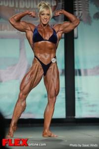 Lora Ottenad - 2013 Tampa Pro - Women's Bodybuilding