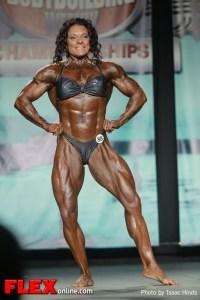 Melody Spetko - 2013 Tampa Pro - Women's Bodybuilding