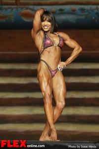 Erica Blockman - IFBB Europa Supershow Dallas 2013 - Women's Physique