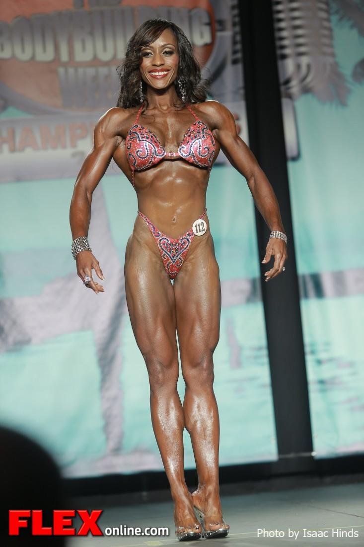 Linda Andrew - 2013 Tampa Pro - Figure