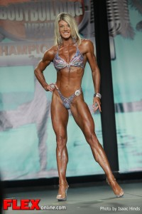 Holly Beck - 2013 Tampa Pro - Figure