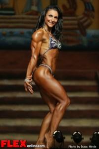Cinzia Clapp - IFBB Europa Supershow Dallas 2013 - Women's Physique