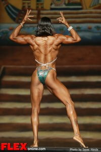 Jessica Gaines - IFBB Europa Supershow Dallas 2013 - Women's Physique
