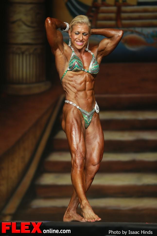 Karen Gatto - IFBB Europa Supershow Dallas 2013 - Women's Physique