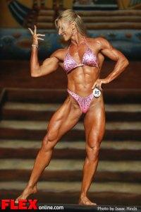 Nekole Hamrick - IFBB Europa Supershow Dallas 2013 - Women's Physique
