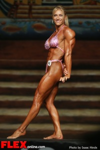 Nekole Hamrick - IFBB Europa Supershow Dallas 2013 - Women's Physique
