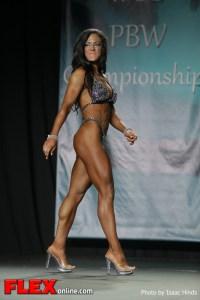 Mallory Haldeman - 2013 Tampa Pro - Figure