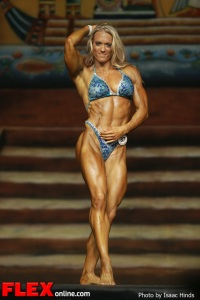 Marnie Holley - IFBB Europa Supershow Dallas 2013 - Women's Physique