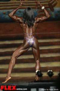 Candrea Judd Adams - IFBB Europa Supershow Dallas 2013 - Women's Physique