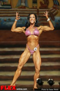 Cea Anna Kerr - IFBB Europa Supershow Dallas 2013 - Women's Physique