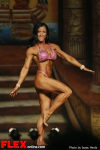 Cea Anna Kerr - IFBB Europa Supershow Dallas 2013 - Women's Physique