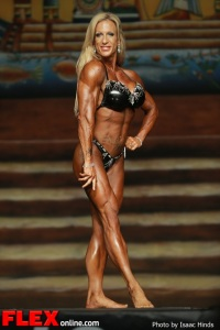 Zoa Lindsey - IFBB Europa Supershow Dallas 2013 - Women's Physique