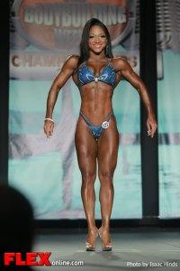 Candice John - 2013 Tampa Pro - Figure
