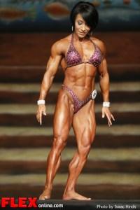 Beni Lopez - IFBB Europa Supershow Dallas 2013 - Women's Physique