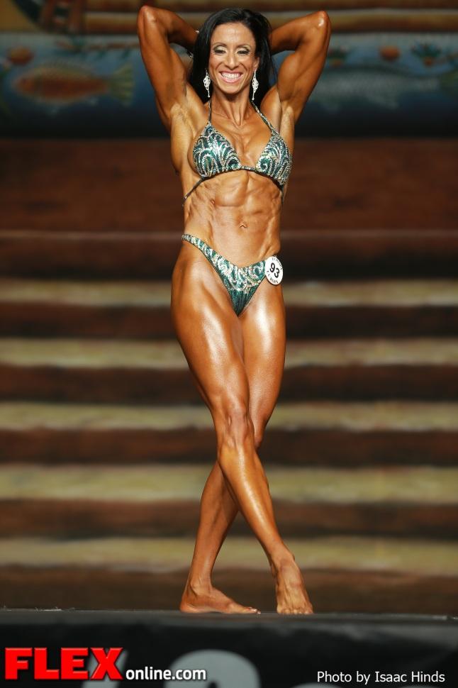 Jayla McDemott - IFBB Europa Supershow Dallas 2013 - Women's Physique