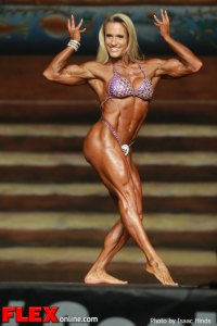 Loana Paula Muttoni - IFBB Europa Supershow Dallas 2013 - Women's Physique