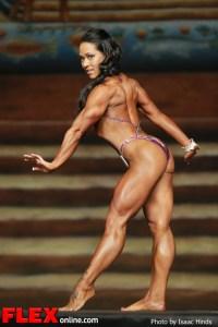 Akane Nigro Ismeal - IFBB Europa Supershow Dallas 2013 - Women's Physique