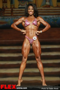 Sheena Ohlig - IFBB Europa Supershow Dallas 2013 - Women's Physique