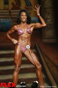 Sheena Ohlig - IFBB Europa Supershow Dallas 2013 - Women's Physique