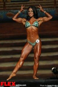 Antonia Perdikakis - IFBB Europa Supershow Dallas 2013 - Women's Physique