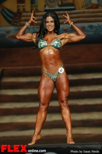 Antonia Perdikakis - IFBB Europa Supershow Dallas 2013 - Women's Physique